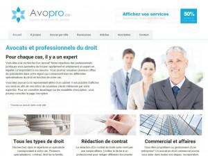 Avo Pro : avocats et professionnels du droit