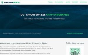 Acheter des crypto-monnaies Bitcoin, Ethereum, Ripple… | DirectionCrypto