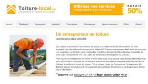 Toiture Local : couvreur de toiture pour le résidentiel, commercial et industriel